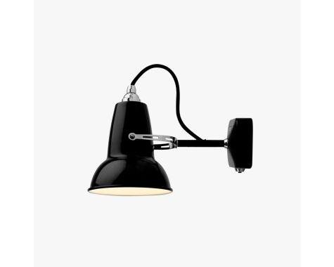 DEMO: Anglepoise 1227 MINI Væglampe - Jet Black