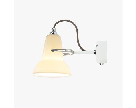 DEMO: Anglepoise 1227 MINI Væglampe - White Bone China