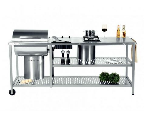 OUT-STANDING - Royal Basic Gasgrill