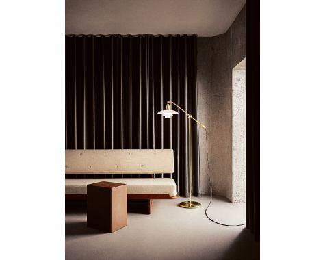 Louis Poulsen - opal skærmsæt til 'the water pump' - gulvlampe