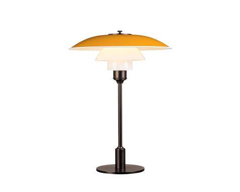 Louis Poulsen PH 3½-2½ Bordlampe - Grøn