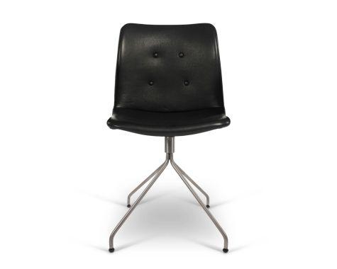 Bent Hansen - Primum Chair - drejestol uden armlæn
