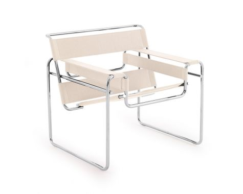 KNOLL - WASSILY LOUNGE STOL - Natur