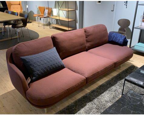 DEMO: Fritz Hansen - Lune JH 300 - 3-pers sofa