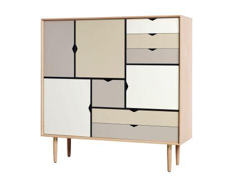 Andersen Furniture - S3 Opbevaringsmøbel / Skænk - EG