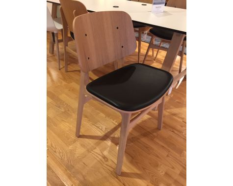 DEMO: FREDERICIA FURNITURE - SØBORGSTOLE - 4 STK