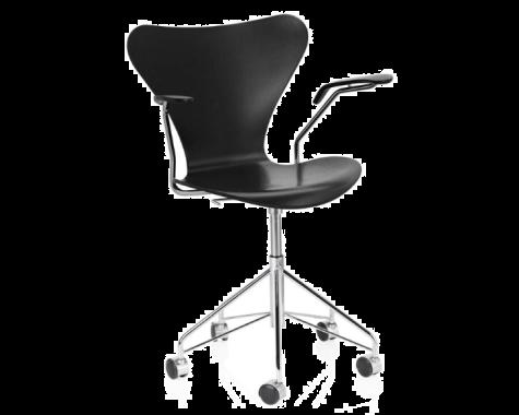 DEMO: Fritz Hansen - 7'er stol - AJ 3217