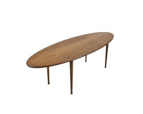 Intarsia Furniture - Surf table - sofabord