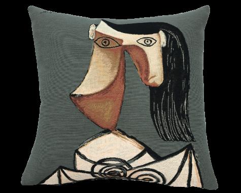 Poulin Design - Picasso - Tête de femme - Pude