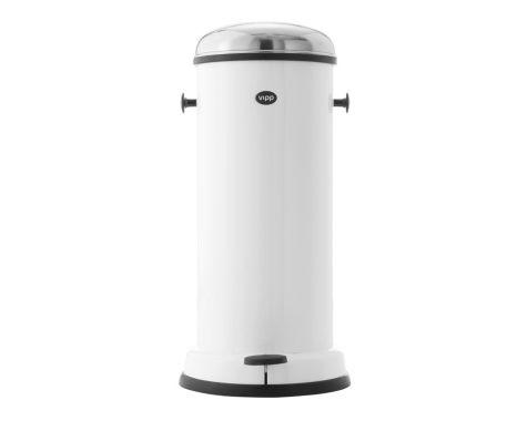 Vipp 16 - Pedalspand 18 liter - Hvid