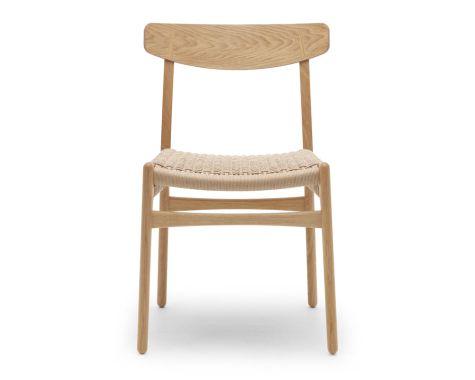 Carl Hansen & Søn - CH23 - spisebordsstol