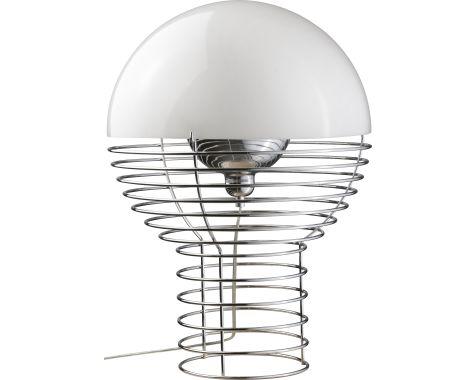 VERPAN - VERNER PANTON - WIRE - LAMPE