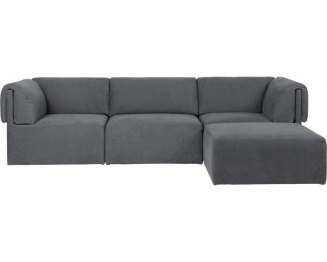 Gubi - Wonder - 3-pers sofa