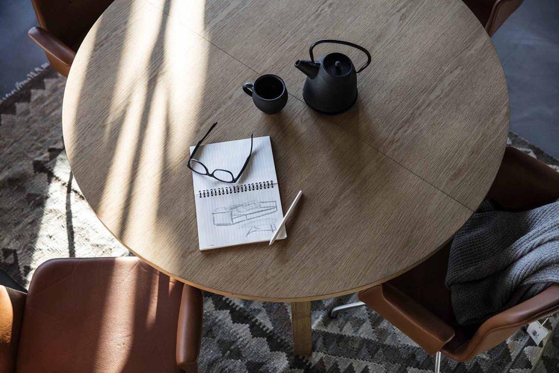 Denne slags borde er geniale fordi...